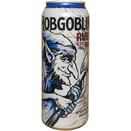 HOBGOBLIN RUBY 500 ML CAN